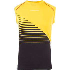 La Sportiva Stream Tank Men, black/yellow